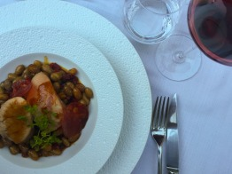 Hotel Mont Blanc Chamonix par myfoodandtravel.com hotel luxe chamonix restaurant chamonix recette gastronomie (10)