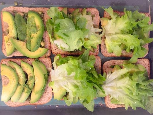 Recette Croque-monsieur vert vegan par Leonie de myfoodandtravel (1)