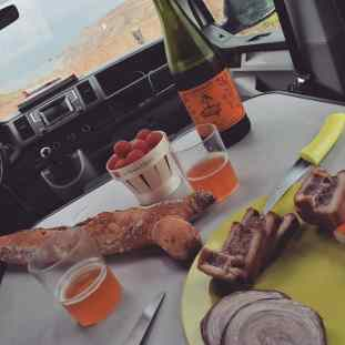 Road trip en bretagne ile de groix pointe du raz pointe du van quiberon guilvinec vanlife van par myfoodandtravel (38)