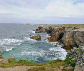Road trip en bretagne ile de groix pointe du raz pointe du van quiberon guilvinec vanlife van par myfoodandtravel (53)